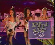 Enkele Pinup club dames